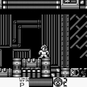 Mega Man V GB