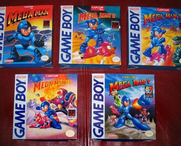 Mega Men Pack
