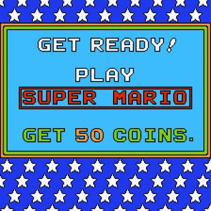 Nintendo World Championship Screen