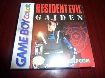 Resident Evil Gaiden Pack