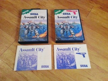 Assault City Pack