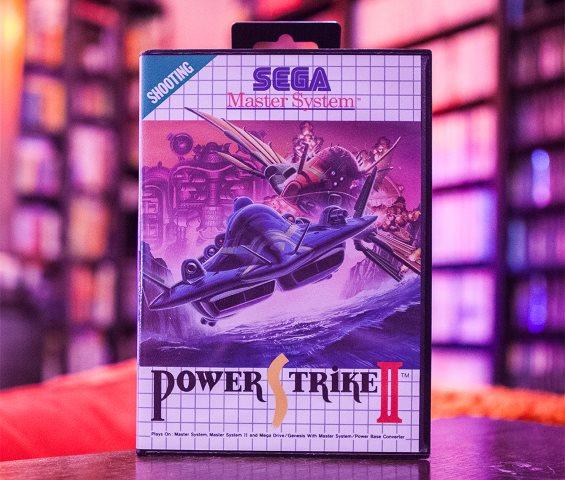 Power Strike II Pack