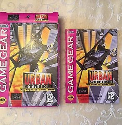 Urban Strike Pack