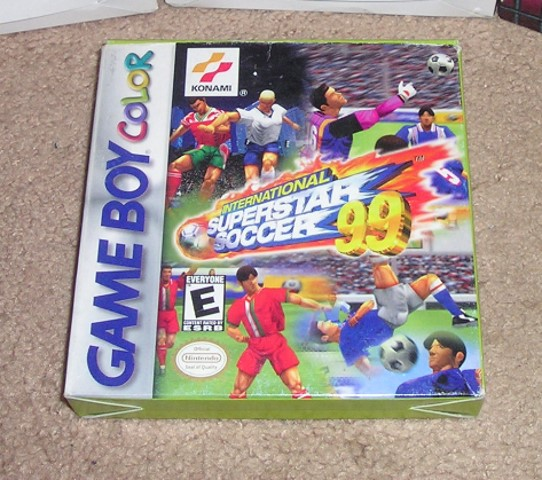 International Superstars Soccer 99 Pack