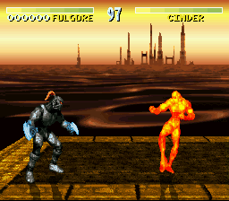 Killer Instinct SNES - 1