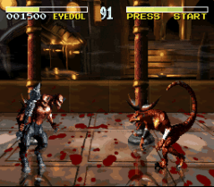 Killer Instinct SNES - 2