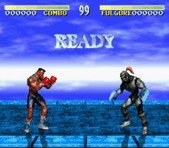 Killer Instinct SNES - 3