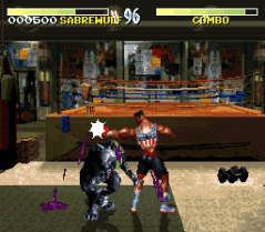 Killer Instinct SNES - 5