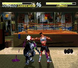 Killer Instinct SNES - 5