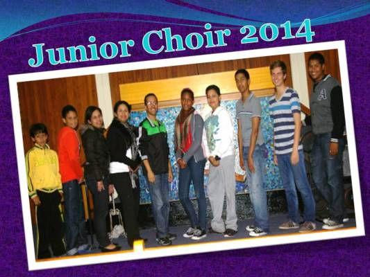Junior Choir