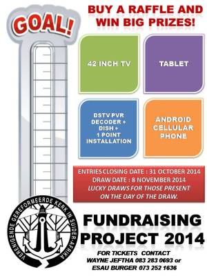Fundraising Poster 14.03