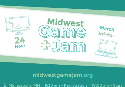 Event: Midwest 24 Hour Game Jam