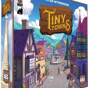 Tiny Towns – Board Game