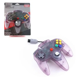 N64 TeknoGame: Wired Classic Controller – Various Colors