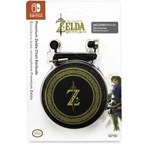 Switch PDP: Premium Zelda Chat Earbuds