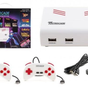 Retro-Bit Super Retro-Cade: Packed with Over 90 Games