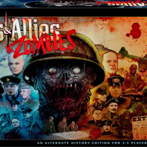Axis & Allies & Zombies – Board Game