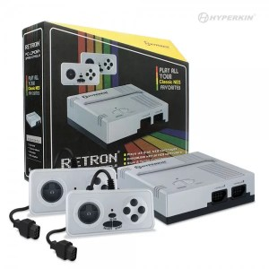 Hyperkin: RetroN 1 – Top loading NES Console (Various Colors)