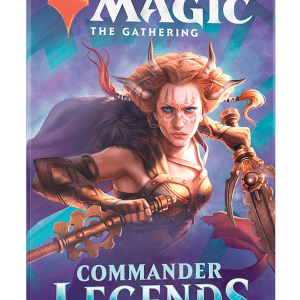 [PRE-ORDER] Magic: The Gathering: Commander Legends – Draft Booster Pack