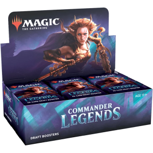 Magic: The Gathering: Commander Legends – Draft Booster Box
