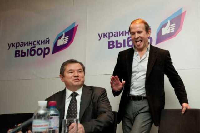 Виктор Медведчук - досье, биография, карьера и связи