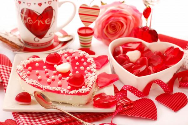 Подарки на день всех влюблённых