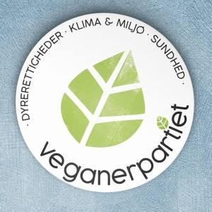 Veganerpartiet Badge