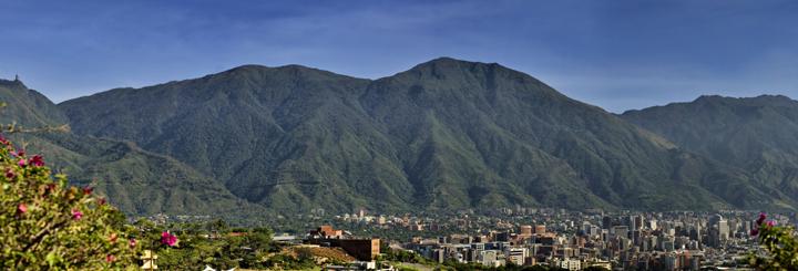 Vendo foto panorámica del Ávila. Gran formato.