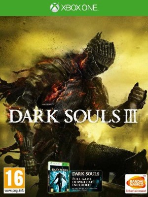 Dark Souls III Xbox One cover
