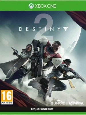 Destiny 2 Xbox One cover