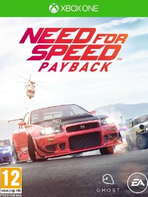 Need for Speed Payback Xbox One cover