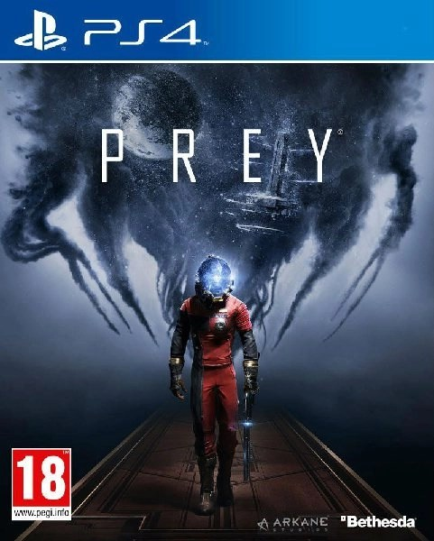 Prey PS4 cover