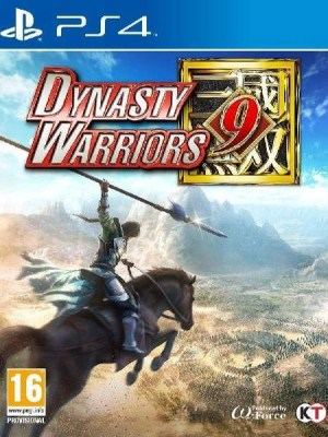 Dynasty Warriors 9 PS4 cover