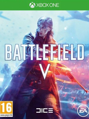 Battlefield V Xbox One cover