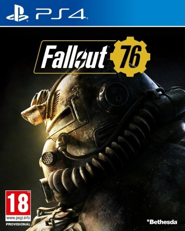 Fallout 76 Playstation 4 cover