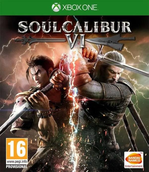 SoulCalibur VI Xbox One cover