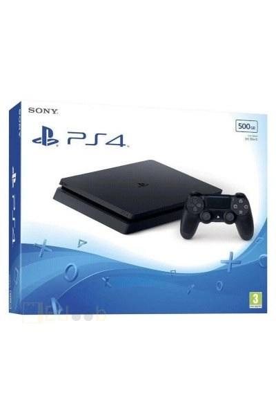 Playstation 4 500gb Console Box