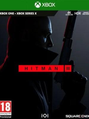 Hitman 3 Xbox One and Xbox Series X