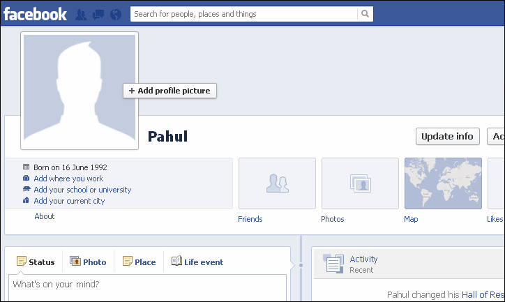 SINGLE NAME TRICK FOR FACEBOOK [NOW PUBLIC] :-