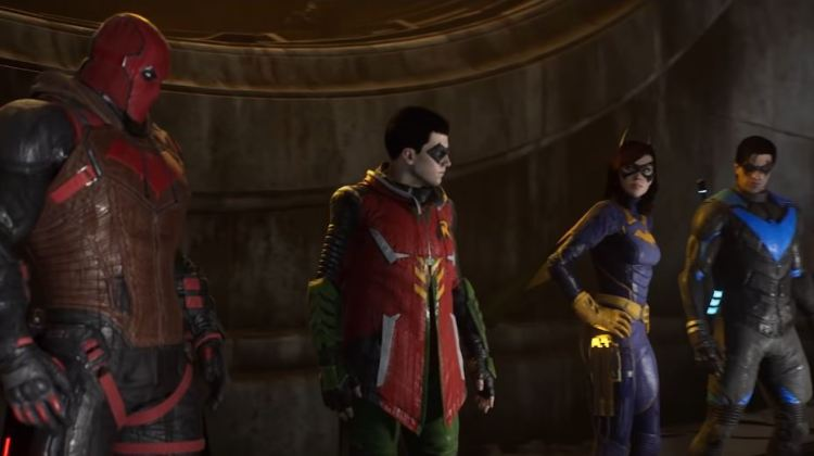 2021 Gotham Knights