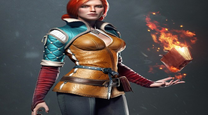 The Witcher 3 Where is Triss Merigold in Kaer Morhen