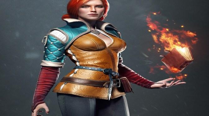 The Witcher 3 Wild Hunt Romance Triss Merigold
