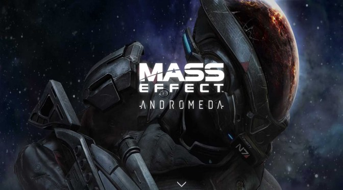 Mass Effect Andromeda Craft New Weapon on the Tempus