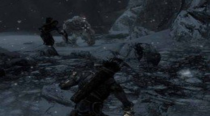 Skyrim Get to High Hrothgar