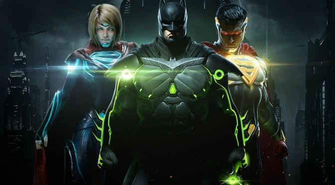 Injustice 2 Get Black Canary Gear