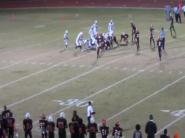Junior Van Football High Vleck