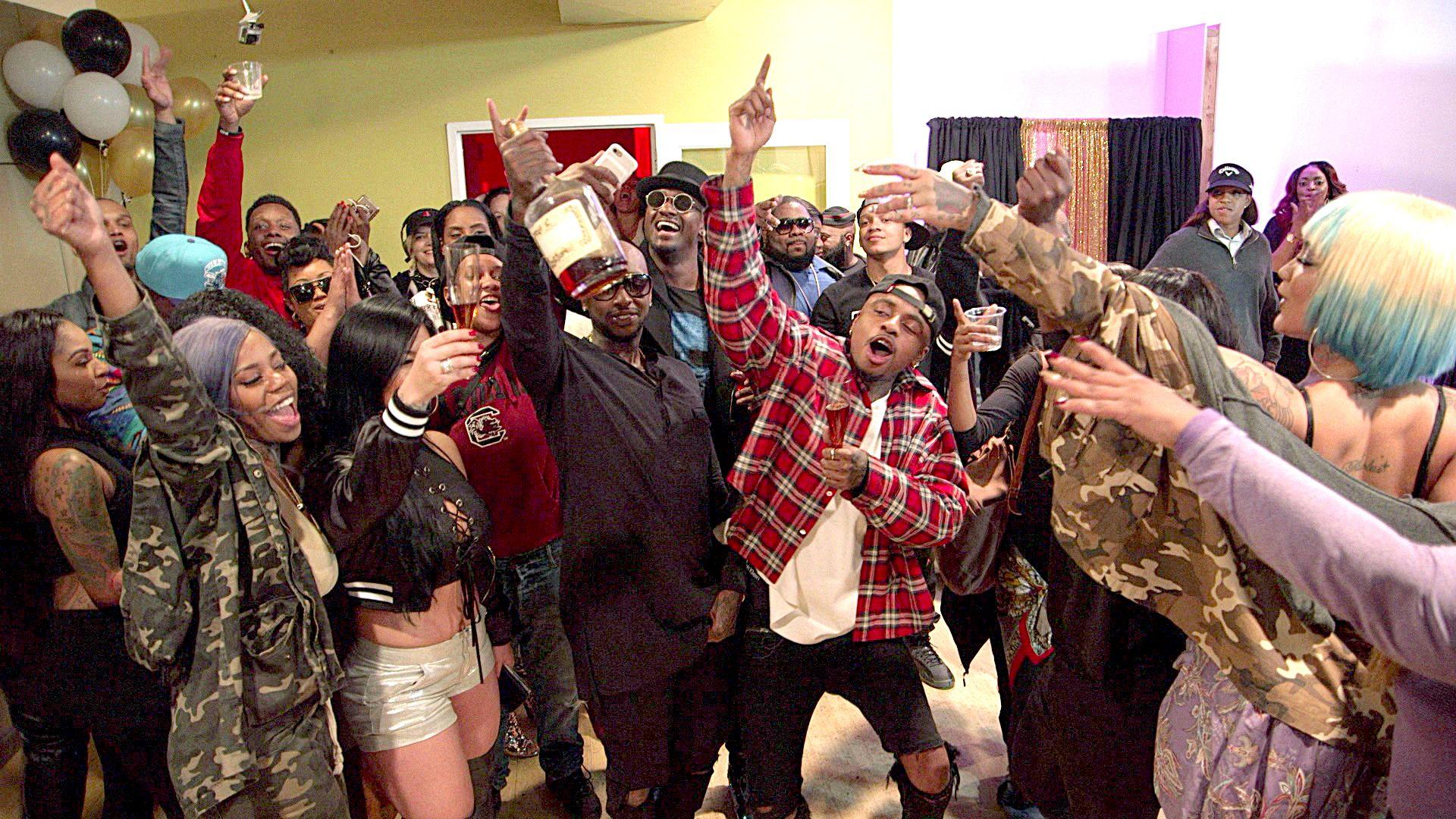 Image result for Black Ink Crew: Atlanta Season 5 Ep 18