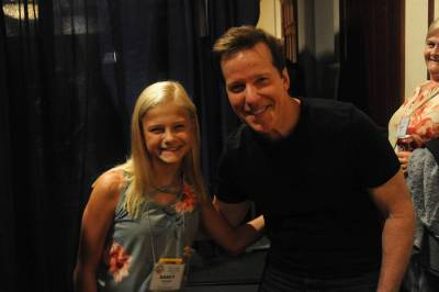 Darci Lynne Farmer and Jeff Dunham