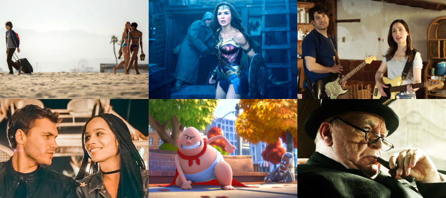 Summer Movies: Opening June 2, 2017