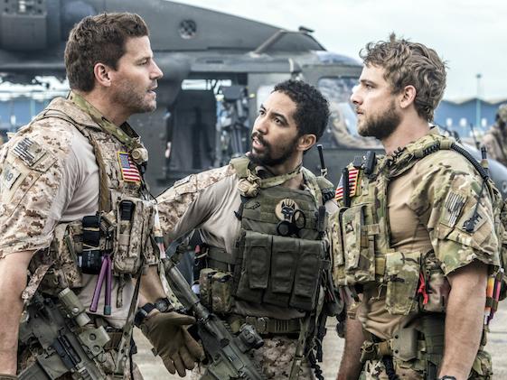 Fall 2017 TV: Military Dramas